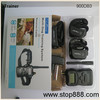 Hot! 1000m remote control dog training collar with 100 levels shock&vibra 900DB3
