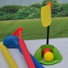 Venta al por mayor del club de golf/de golf de plástico de juguete precio barato