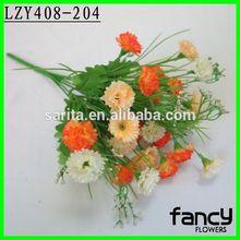 24 heads artificial mini Cloves silk flower