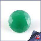 3mm Round Cut Malaysian Jade