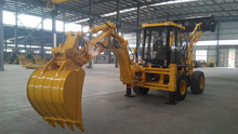 mini excavator price front end loader backhoe