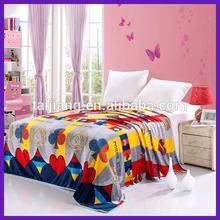 high quality glossy children blanket