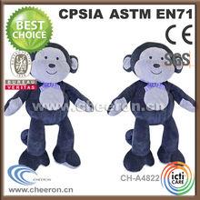 Most affordable stuffed monkey plush pillow