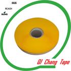 Plastic film bag sealing tape