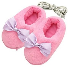 New style cute shoes home using feet warmers for winter