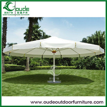 diameter 700cm waterproof anti-UV deluxe garden umbrella