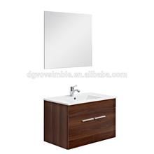 SIMBLE modern bathroom furniture, melamine bath vanity