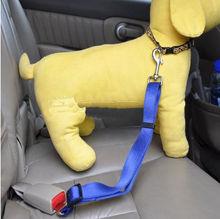 Adjustable Dog Pet Car Safety Seat Belt Harness Restraint Lead