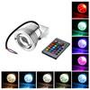 9W RGB Light Remote Controlled LED Spot Bulb ip68 led pool light
