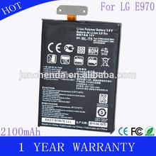 BL-T5 battery BL T5 battery For LG Optimus Google Nexus 4 E960 E975 E973 E970 F180 E960 battery Akku Accu