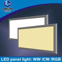 Langma european IP65 high brightness outdoor waterproof led light panel