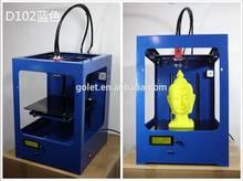 Di alta qualità metallico della stampante 3d 250*250*300 per la vendita