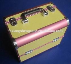 Aluminium,ABS,EVA,MDF Material and Case,Professional makeup case