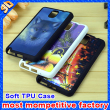 2015 Hot selling soft TPU 3d phone case for samsung galaxy s5,chrome knuckle case for samsung galaxy s5