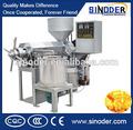 Vis moutarde / arachide / soja / colza comestibles presse à huile machine