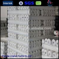 Eco-friendly polyester taffeta