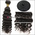 5a virgen remy brasileño de colores trenza de cabello