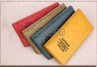 Lady Women leather handbags Small Bag PU Card Holders Mini bags Retro Clutch Long Purse Wallet SV003740