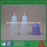 5ml mini dropper bottles for eye drop 5ml plastic dropper bottles HOT SALE!!