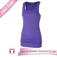 Blank womens tank top wholesale gym tank top/ custom gym tank top