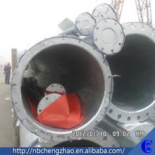 Hot dip galvanization or painting 5spm,15spm,25spm,35spm custom steel monopole tower