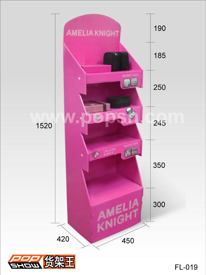 See larger image: display stand(pop display, cosmetic display)