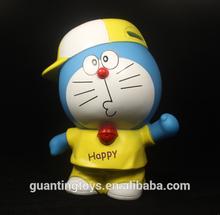 Doraemon Vinyl Toy, Roto cast Toy, Custom made Vinyl Toy