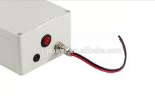 12V 25Ah lithium ion battery pack for solar system street light