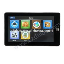 7 inch android car gps navigation,512MB 8G,FM,AV-IN,7 inch gps navigator,handheld navigation