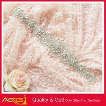 moda pastel de boda topper venta al por mayor ruby perlas facetadas