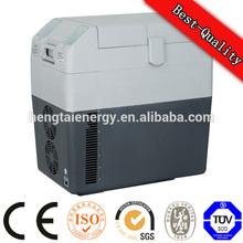 30L car home use and office supermarket solar mobile home fridge freezer