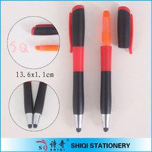 2014 New environmental solid highlighter pen