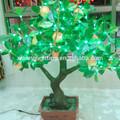 belle led lumière cône rotin arbre de noël décoration