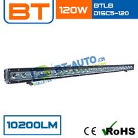 Cree Led Working Light Bar 10200LM 120W Aluminum Profile For LED Light Bar