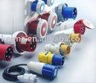 CEE Industrial plug,industrial socket,CEE plug(16A, 32A, 63A,125A )
