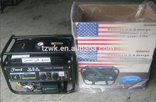 2.5kw supper Foord , GX210, low noise, 7hp, 170cc electric start, honda engine, home use, swiss kraft generators
