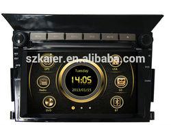Factory shock price car radio for Honda Pilot with GPS/Bluetooth/Radio/SWC/Virtual 6CD/3G internet/ATV/iPod/DVR