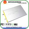 HHS 3592140 battery 3.7v 5000mah 3.7v li-ion polymer battery 5000mah battery for tablet pc