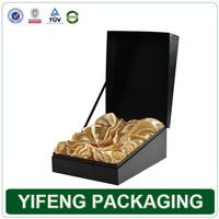 double wine bottle carrier / wine shipping box