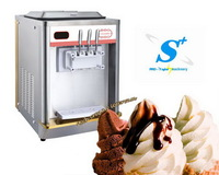 Excellent quality best selling milk shake and soft ice cream machine
