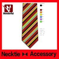 Contemporary custom-made fashion private label silk ties