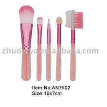 5pcs cosmetic brush
