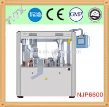 NJP6600 Automatic capsule filling machine