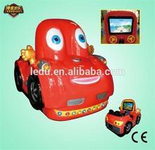 Hot Sale HaHa Racing Car Amusement Game Kiddie Ride Machine