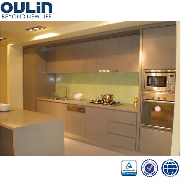 2014 Modern Modular Kitchen Cabinet Door Design For Project Sale View Kitche
