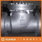 ISO 9001 pvc ball check valve for UAE market