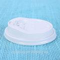 Dongguan produzione coperchio di carta bianca/carta tazza di plastica coperchio/plastica yogurt coperchio della tazza