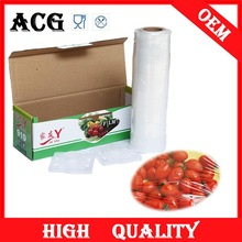 Fruits and vegetables pe stretch film extended core for catering