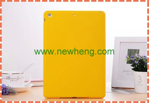 Hot Selling Soft TPU Silicone Case Cover For iPad Air