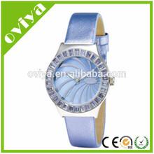 Dazzle color,diamond dial,zircon surface, vogue quartz watch
